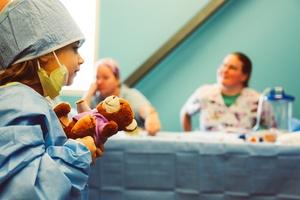 Teddy Bear Clinic