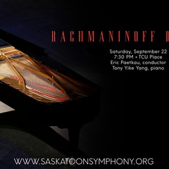 SSO Opening Night - Rachmaninoff Romance