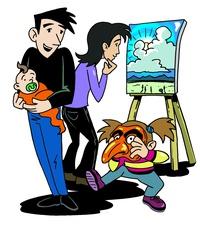 Family Day at PdA!