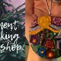 Tree Trunk Ornament Workshop