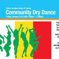 Community Dry Dance