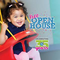 Open House My Gym Ottawa Children's Fitness!