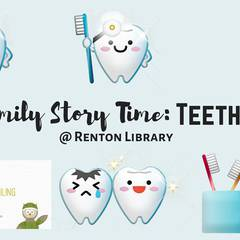 Family Story Time: Teeth