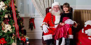Afternoon Tea with Santa at the Pendray Tea House