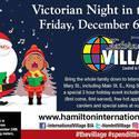 Victorian Night in the Village