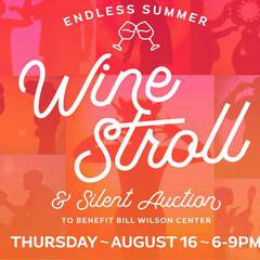 Endless Summer Wine Stroll