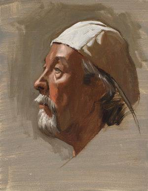 Painting the Head in Oils with Warren Chang