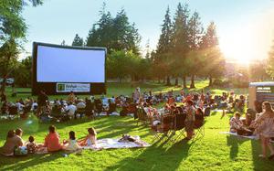 Summer Outdoor Movies in Portland