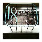 18 Reasons Art Community Food