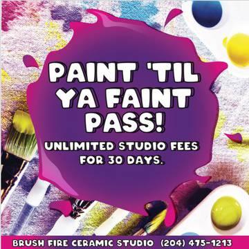 Brush Fire Ceramic Studio's promotion image