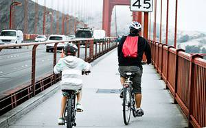 Pedal to the Pavement: Biking with Kids in San Francisco