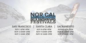 2019 Sacramento Ski & Snowboard Festival