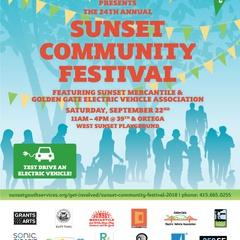 24th Annual Sunset Community Festival