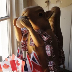 CANADA DAY AT WESTFIELD