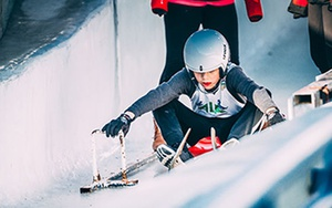 Try Luge - Recruitment Camps
