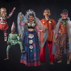 MOA Presents Shadows, Strings and Other Things: The Enchanting Theatre of Puppets