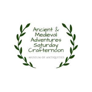 Ancient & Medieval Adventures Crafternoon