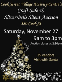 Christmas Craft Sale and Silent Auction