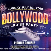 Canada Day Bollywood Party Cruise