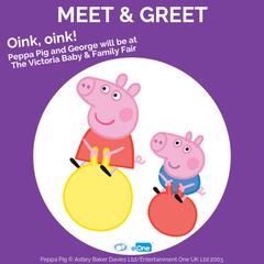 Peppa Pig & George Meet & Greet