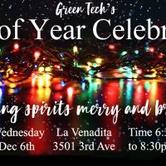 Green Tech's End of Year Celebration at La Venadita