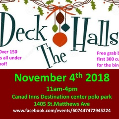 Deck the halls expo