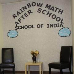 Rainbow Math After School