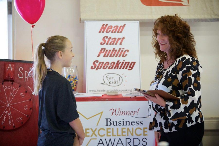 Head Start Public Speaking for Kids