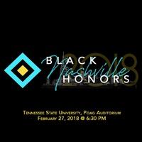 Black Nashville Honors 2018