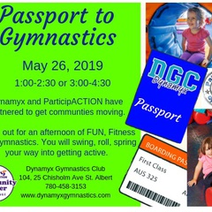 Passport to Gymnastics