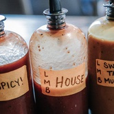 Fermented Sauces and Salsas