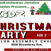 SJA 4th Annual Kids Christmas Party