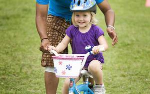 Top 10 Tips for Teaching your Child to Ride a Bike