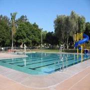Rengstorff Park and Pool