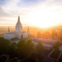 Oakland California Temple Open House and Rededication