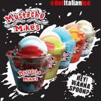 Mustache Mike's Italian Ice Cream Catering Bay Area