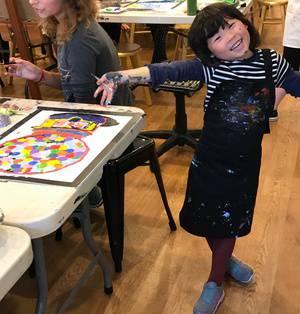 San Francisco YOUTH Summer Art Camp