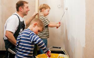 5 Easy Home Improvement Projects to do with your Kids