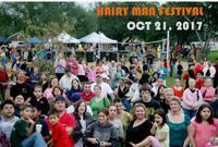 23rd Annual Hairy Man Festival