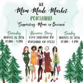 The Mom Made Market Portland 2018