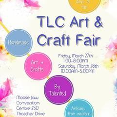 TLC Art & Craft Fair 2020