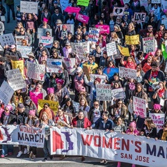 Women's March San Jose 2019: Truth to Power