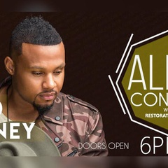 Alive Concert 2018 - with Todd Dulaney *FREE*