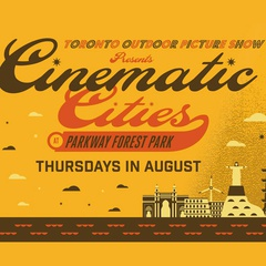 Free Outdoor Movies at Parkway Forest Park
