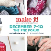 Make It! Vancouver's Handmade Market