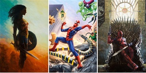 Marvel & DC Comics FREE Event Jan 31-Feb 2nd