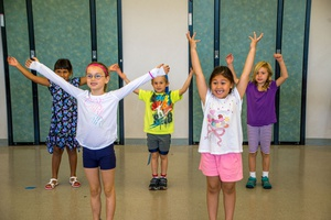 Musical Theater Camp for Ages 5 -10