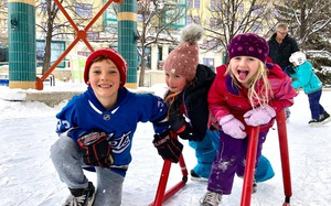 20 Free (or Really Cheap) Winter Activities in Winnipeg for Kids