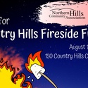 Country Hills Fireside Friday