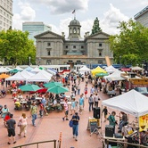 Portland Farmers Market at the Square